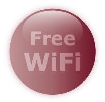 Free WIFI Pension Thialblick